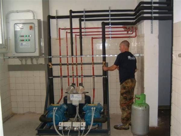 Impianto refrigerazione realizzato da Air Bertolaccini