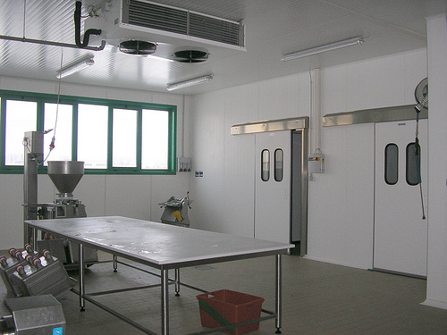Climatizzazione Ambienti lavoro - con condizionamento evaporatore