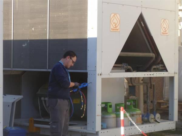 Assitenza e Manutenzione Impianti Refrigerazione  presso Industria Multinazionale Packaging