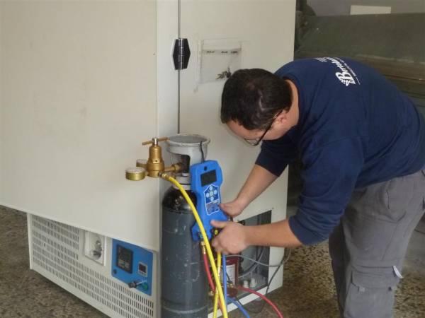 Assistenza e Manutenzione Armadi Frigo e Congelatori per la conservazione di prodotti farmaceutici e materiali biologici termosensibili