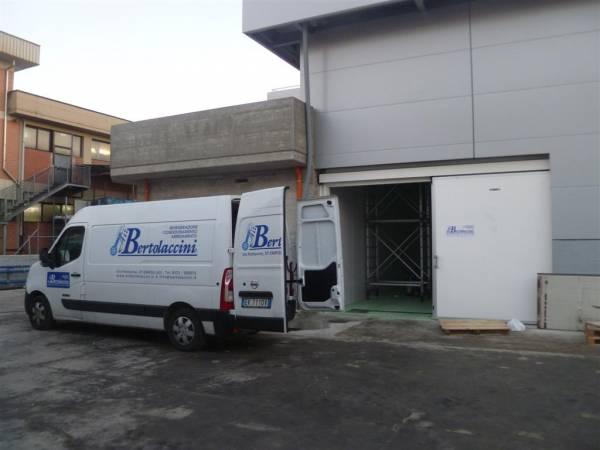 Progettazione ed installazione di celle ed impianti frigoriferi per la conservazione di pelli grezze e pelli pregiate