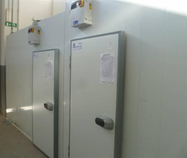 Celle Frigorifere a temperatura positiva e negativa presso Birrificio Artigianale