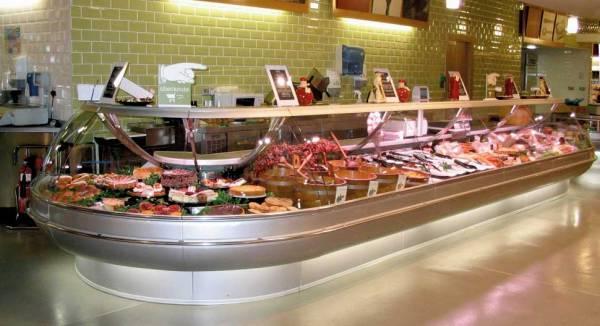 Progettazione e realizzazione negozi_Banchi frigo per macellerie_Air Bertolaccini