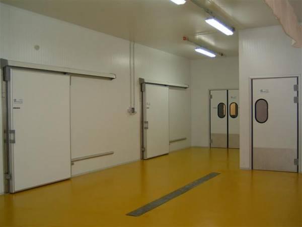 Impianto Refrigerazioen Celle Frigorifere Pisa