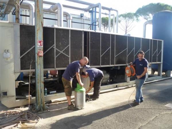 Assistenza e Manutenzione Impianto refrigerazione - Air Bertolaccini