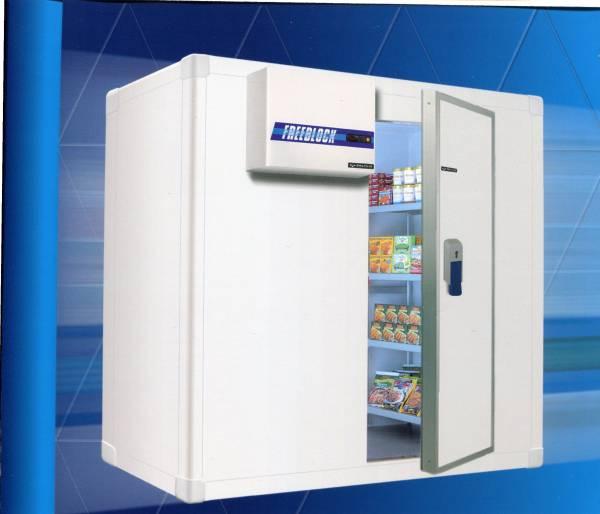 Minicella frigorifera per conservazione prodotti alimantari