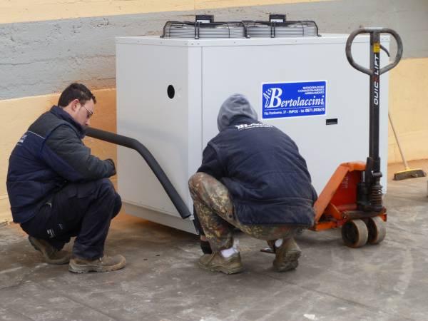 Installazione Impianto Frigo -