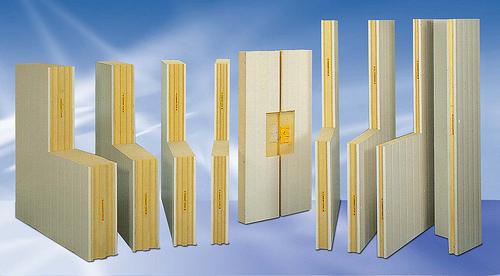 Pannelli per celle frigorifere commerciali ed industriali ad elementi componibili prefabbricati