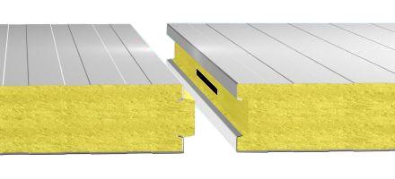 Pannelli isolanti per celle frigorifere e refrigeratori industriali