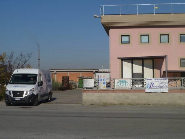 Air Bertolaccini - Progettazione ed installazione celle ed impianti frigo per conservazione pelli grezze e pelli pregiate