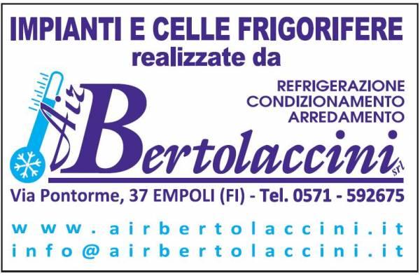 Impianti e celle frigorifere realizzate da Air Bertolaccini